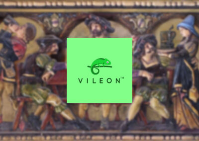 Animations for Augmented Reality app Vileon