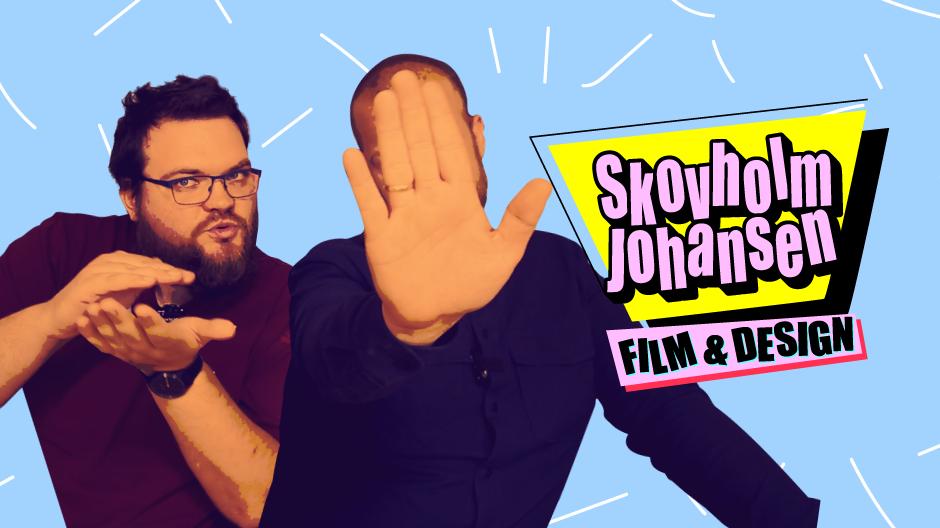 """""""Skovholm og Johansen"""" from podcasts to challenges"""